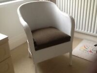 VINTAGE BEDROOM CHAIR