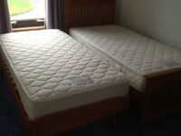 Rarely used Juno guest bed.
