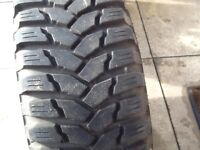 4x4 wheels & ultra grip tyres