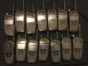 Sepura SRH3800 TETRA Airwave Radio TW 380-430Mhz Police Ambulance Security