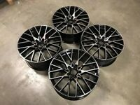 "20"" Inch 788m style Alloy wheels BMW 3 5 series G20 G21 G30 G31 5x112 66.6 - Tyre packages"