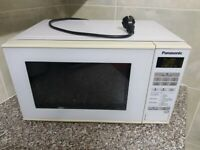 Panasonic microwave (20 litres)