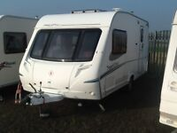 2005 abbey freestyle 470/2 berth end changing room