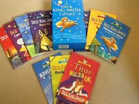 10 Childrens reading books in presentation folder as new.