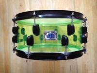 Ad customer snare drum