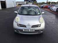 Nissan Micra 1.4 16v Spirita 3dr, FULLY SERVICED WITH MOT, DRIVES VERY WELL, IDEAL FIRST CAR