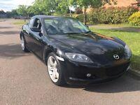 Mazda RX8, 2005, 190BHP, 54k MILEAGE!