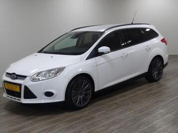 Ford Focus Wagon 1.0 Ecoboost Ecnetic Trend