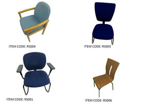 Clearance! Hurry while supplies last! -Home / Office Chairs (pre-owned) - £25 each