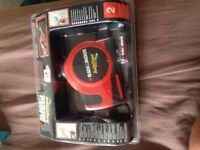 new autotape tape measure