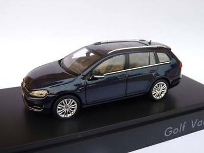 Volkswagen Golf Variant bleu - 1:43