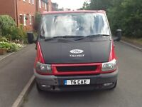 Ford transit tourneo fantastic 8 seater private plate included