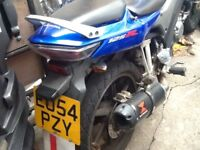 Honda CBR125R contact info 01642 870887...07847495664