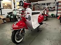 AJS Modena 50cc, excellent working condition, mot until 2018
