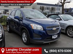 2016 Chevrolet Trax LT *AWD* *REMOTE START*