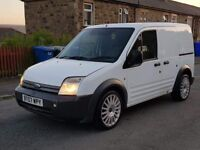 Ford transit connect mobile valeting van/ready to go buisness!!