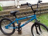 Terrain bmx stunt bike ( like new )