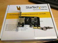 StarTech Gigabit Network card