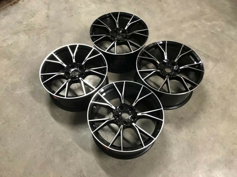 """19 20"""" Inch 789M M5 Style Wheels BMW F10 F11 F12 F30 F31 F32 E90 E91 E92 3 4 5  Series 5x120 for sale  Dungannon, Northern Ireland"""