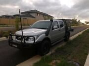 Nissan Navara D40 2014 for sale Kellyville The Hills District Preview