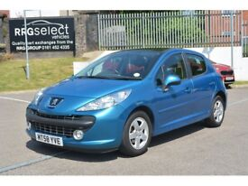 09 Peugeot 207 1.4 celio sport, 1 owner, very clean with FSH