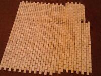 Mosaic Travertine Tiles