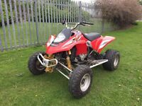 **2004/54 Gas Gas Wild HP 450 Road Legal Quad Bike - Not Raptor Ltz Polaris LTR Warrior Yamaha**