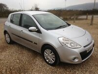 renault clio 1.5 dci expression 2009/59 2 owners full history 135k 9 months mot £30 a year road tax