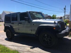 2015 Jeep Wrangler Sport Unlimited