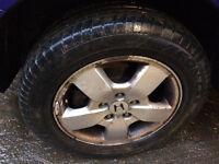 honda alloys and tyres