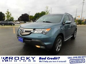 2007 Acura MDX - Drive Today | Great, Bad, Poor or No Credit