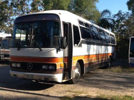 Bus coach motorhome