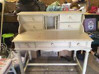 Cream Shabby Chic Dresser