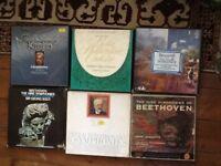 Classical LP collection box sets