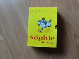 The Sophie stories books box set by dick king-smith