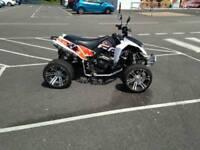 Mad max quad bike