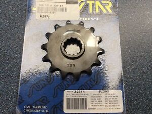 NEW 14 tooth Sprocket LT/ RM/ RMX/ DR/ DRZ