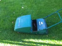 Qualcast concorde 30 electric lawn mower