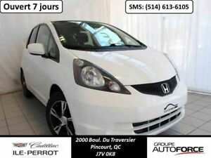 2013 HONDA FIT 5DR HB L, BLUETOOTH,
