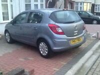 VAUXHALL CORSA AUTOMATIC +5 DOOR +FULLY HPI CLEAR REPORT +GENUNIE MILEAGES +PRIVIOUS LADYOWNER
