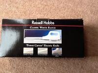 Russell Hobbs Electric kitchen knife BNIB