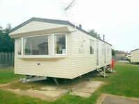 Static caravan in Clacton-On-Sea, beautiful location, 2 bed, willerby not haven walton or norfolk