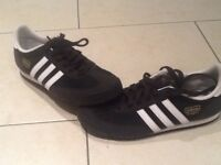 ADIDAS DRAGON TRAINERS SIZE 6