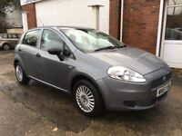 Fiat Punto Active 2007 model, 62k 5 door lovely condition, brand new mot and freshly serviced