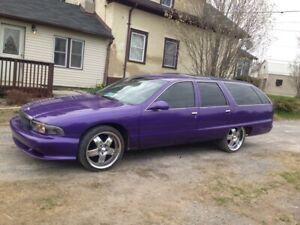 1995 Buick roadmaster wagon custom