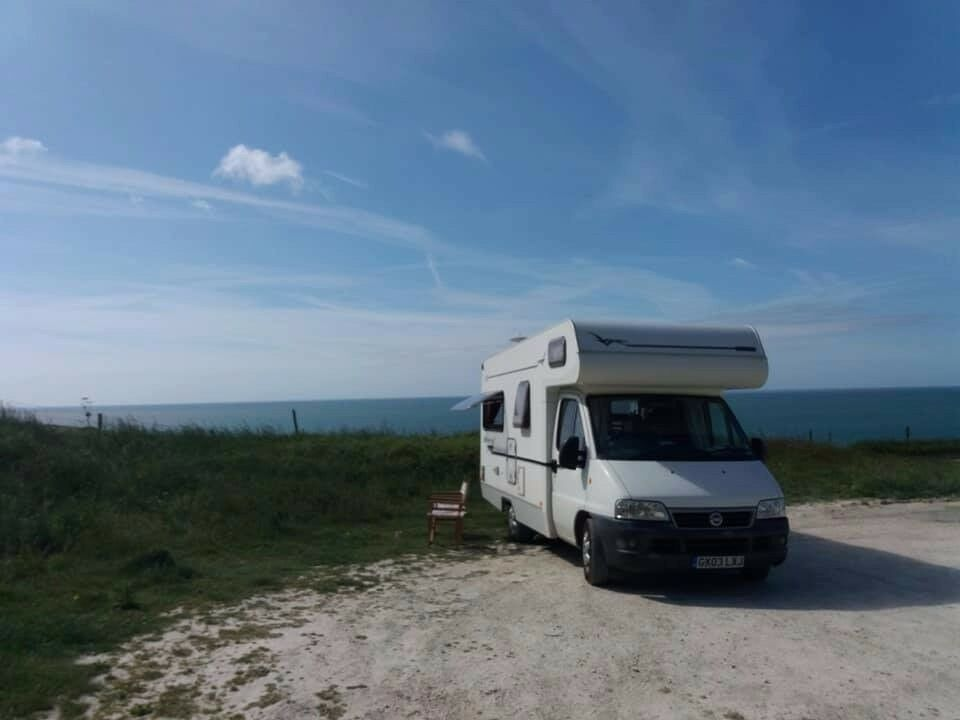 Low mileage Lunar Newstar motor home