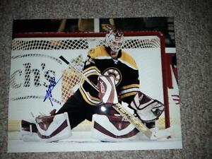 BOSTON BRUINS AUTOGRAPHED PHOTOS AND PUCKS Edmonton Edmonton Area image 5