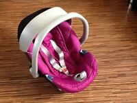 Mamas and Papas Cybex CarSeat