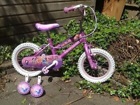 Disney Princesses' bike