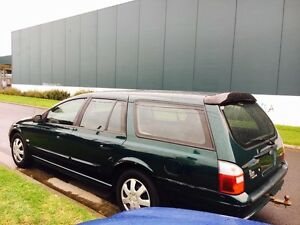 Ford au futura wagon 2000 model Corio Geelong City Preview